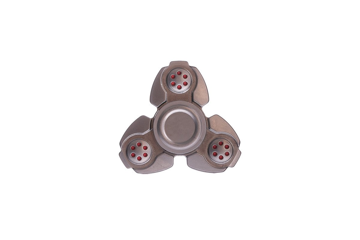 Fidget Spinner IVOLER Metal with Case