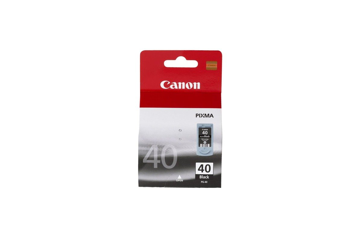 Genuine Ink Cartridge Canon 40 Black