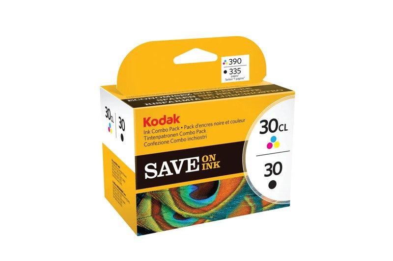 Genuine Ink Cartridge Kodak 30CL/30BL 8039745 Black/Color