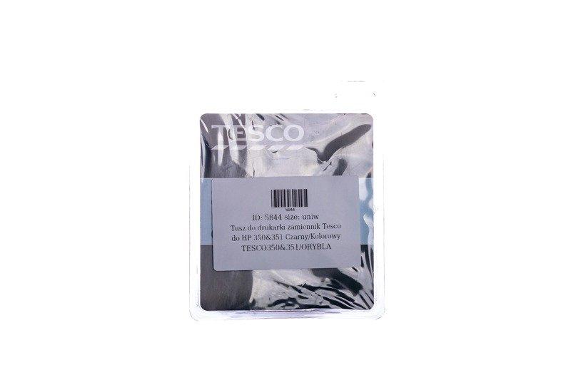 Remanufactured Ink cartridge Tesco HP 350&351 Black/Colour