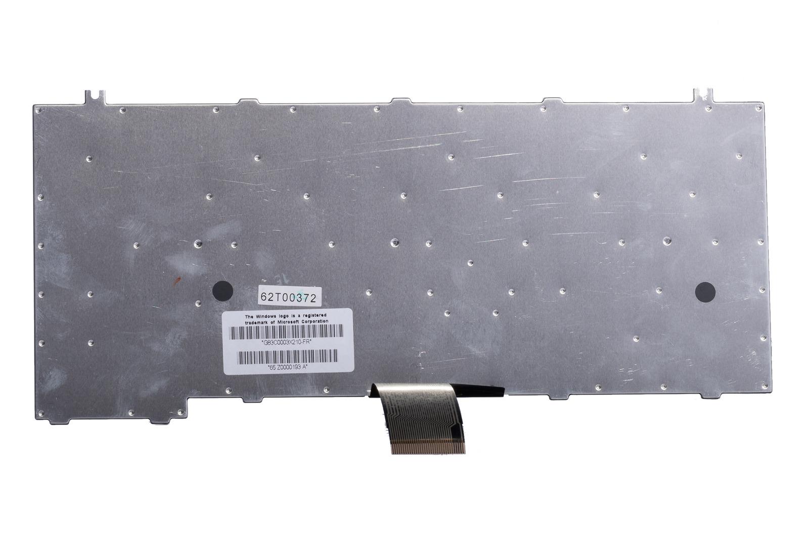 Klawiatura Toshiba G83C0003X210 (Francuska)